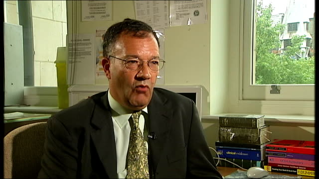 Funding cuts threatened for homeopathic hospitals Dr Peter Fisher interview SOT On why conventional medicine establishment opposes homeopathy on the...