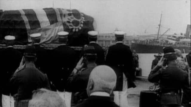 Funeral of Franz Ferdinand of Austria