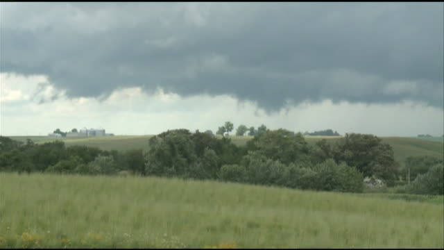 WHO Funnel Clouds and tornados Forming in Iowa near Marshalltown where a tornado hit and caused major damage on July 19 2018