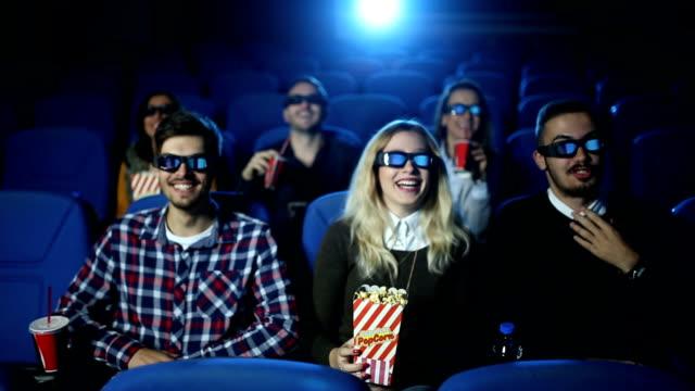 面白いムービー - 3dメガネ点の映像素材/bロール