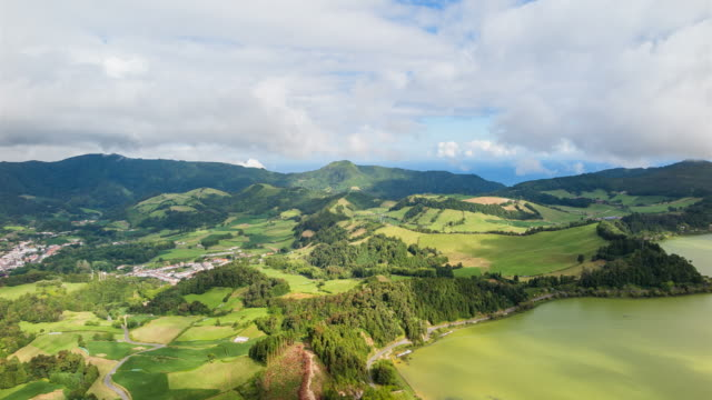 Furnas Valley-Sao Miguel/Azoren