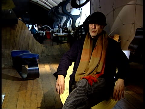 Furniture designers call for copyright protection Ron Arad interview SOT Talks about sueing Michael Jackson for using his designs in a music video/...