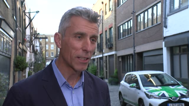 Sixth forms and colleges hit by government cuts ENGLAND London INT Luke Sibieta interview SOT Waltham Forest College EXT Banner 'OFSTED graded this...
