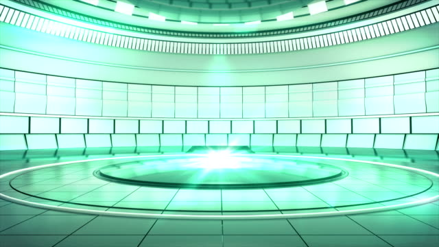 Zukünftige Dome (Endlosschleife)