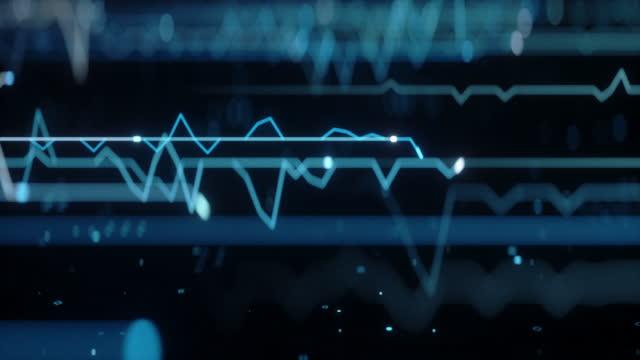 framtida forskning - lyssna på hjärtslag bildbanksvideor och videomaterial från bakom kulisserna