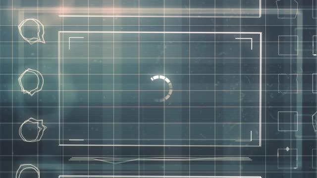 Futuristic Computer Monitor