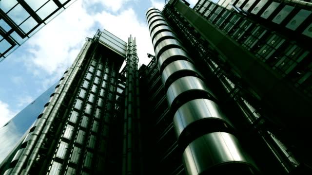 futuristic skyscraper timelapse - science fiction film stock videos & royalty-free footage
