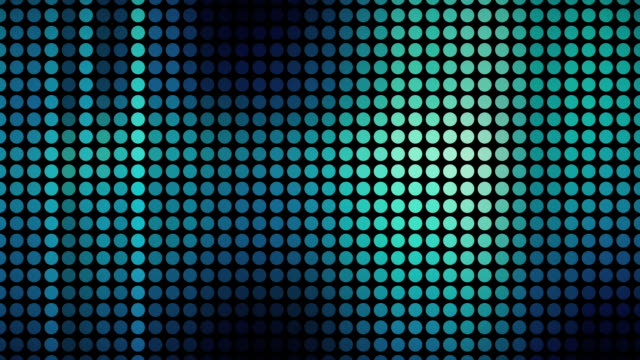 Futuristic Technology Digital Light Abstraction