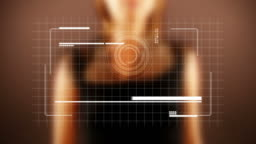 Futuristic Touch Screen