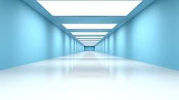 Futuristic Tunnel (Loopable)