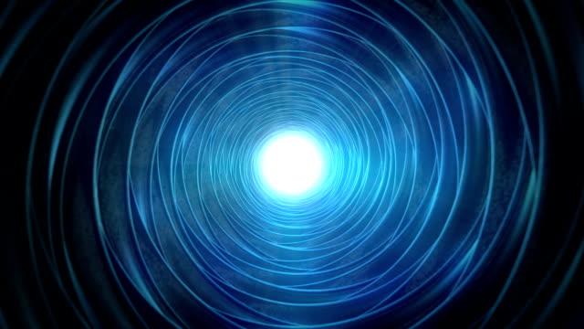Futuristico (Fantascienza) tunnel visione