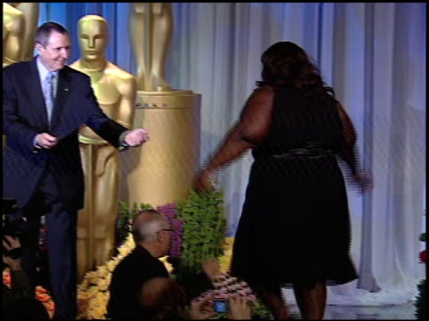 Gabourey Sidibe at the 82nd Academy Awards Nominees Luncheon at Beverly Hills CA