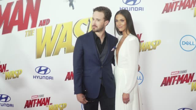 Gabriel Ferrari at the AntMan and the Wasp World Premiere at the El Capitan Theatre on June 25 2018 in Hollywood California