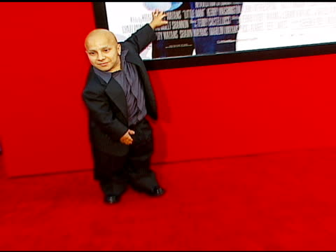 gabriel pimental at the 'little man' premiere at the mann national theatre in westwood california on july 6 2006 - mann national theater stock videos & royalty-free footage