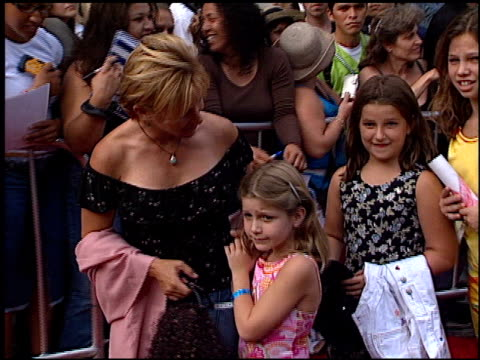 Gabrielle Carteris at the American Idol Finale at the Kodak Theatre in Hollywood California on September 4 2002
