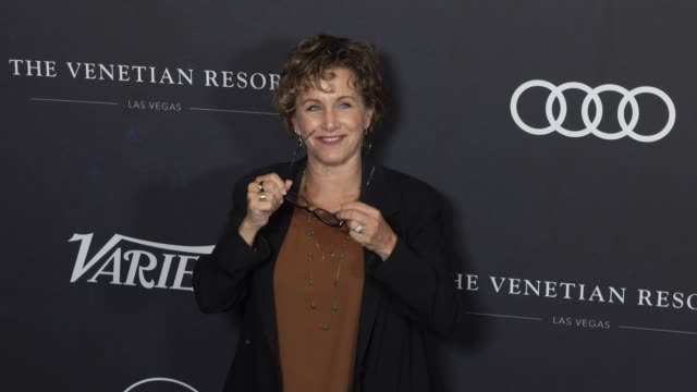 gabrielle carteris at the variety's power of women: los angeles at the beverly wilshire four seasons hotel on october 12, 2018 in beverly hills,... - フォーシーズンズホテル点の映像素材/bロール