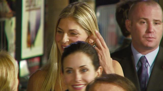gabrielle reece at the 'borat cultural learnings of america for make benefit glorious nation of kazakhstan' world premiere at grauman's chinese... - gabrielle reece stock videos and b-roll footage