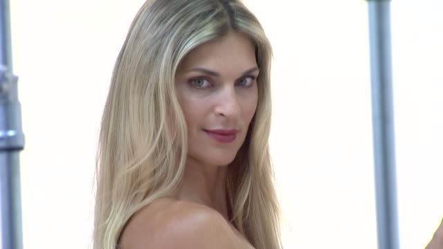 gabrielle reece at the purevia photo shoot with gabrielle reece at west hollywood ca - gabrielle reece stock videos and b-roll footage