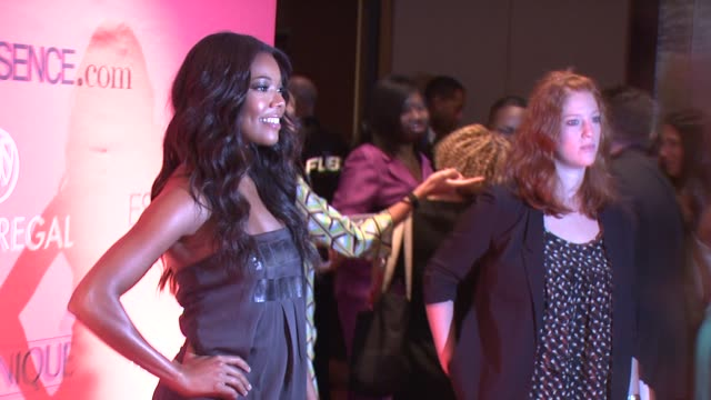 Gabrielle Union at the Essence Magazine 40th Anniversary Fierce Fabulous Awards Luncheon at New York NY