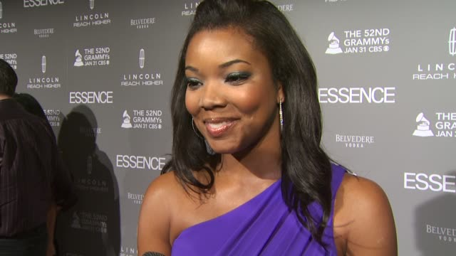 Gabrielle Union on Mary J Blige and on why Essence Magazine is so important and the influence it has had on her life at the ESSENCE Black Women In...