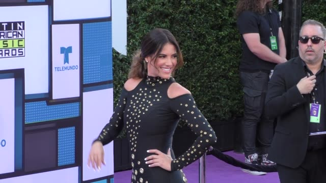 Gaby Espino at the 2016 Latin American Music Awards at Dolby Theatre in Hollywood at 2016 Latin American Music Awards on October 06 2016 in Hollywood...