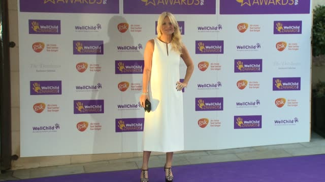 gaby roslin at dorchester hotel on october 03, 2016 in london, england. - gaby roslin stock videos & royalty-free footage