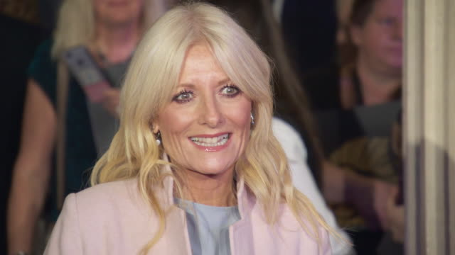 gaby roslin at the lion king gala performance at lyceum theatre on october 19, 2019 in london, england. - gaby roslin stock videos & royalty-free footage