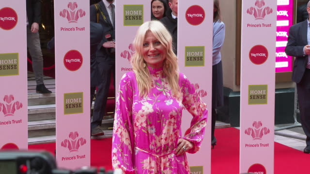 gaby roslin at the prince's trust tk maxx and homesense celebrate success awards on march 13, 2019 in london, united kingdom. - gaby roslin stock videos & royalty-free footage