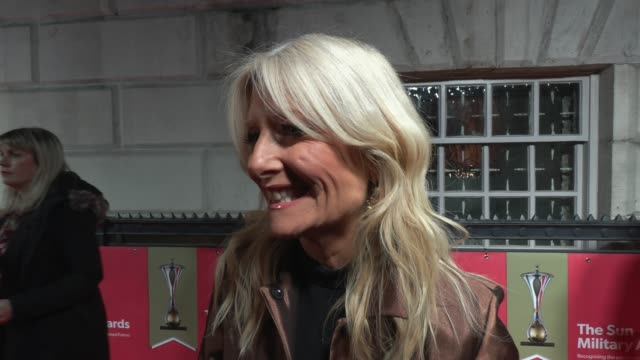 gaby roslin on the millie's and plans for 2020 at banqueting house on february 06, 2020 in london, england. - gaby roslin stock videos & royalty-free footage