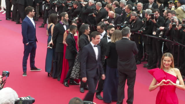 Gael Garcia Bernal at 'La Belle Epoque' Red Carpet Arrivals The 72nd Cannes Film Festival at Palais des Festivals on May 20 2019 in Cannes France