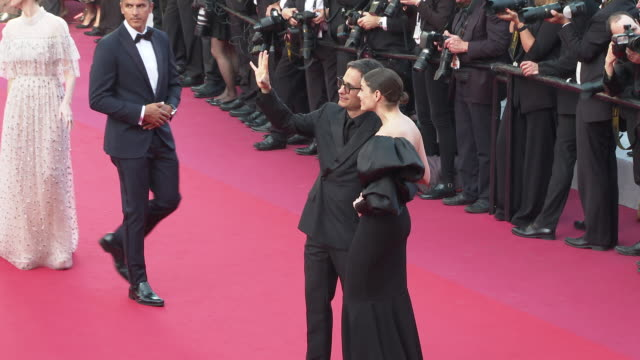 Gael Garcia Bernal Fernanda Aragones at 'Closing Ceremony ' The 72nd Cannes Film Festiva on May 25 2019 in Cannes France