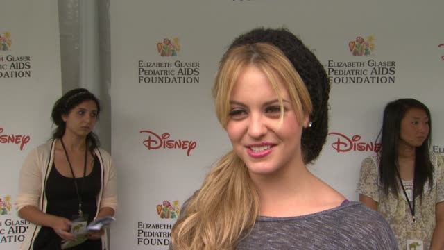 Gage Golightly on how she feels to be at the 22nd Annual Time for Heroes Celebrity Picnic if this is her first time attending why she wanted to come...