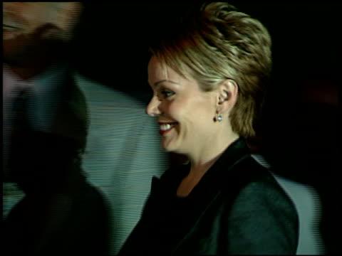vídeos y material grabado en eventos de stock de gail o'grady at the 1996 emmy nomination party at the marque hotel in westwood california on september 4 1996 - westwood