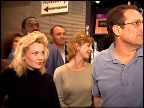 Gail O'Grady at the NYPD Blue Book Signing at Book Soup in West Hollywood California on November 6 1995