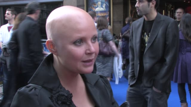 stockvideo's en b-roll-footage met gail porter at the night at the museum 2 world premiere at london england - gail porter