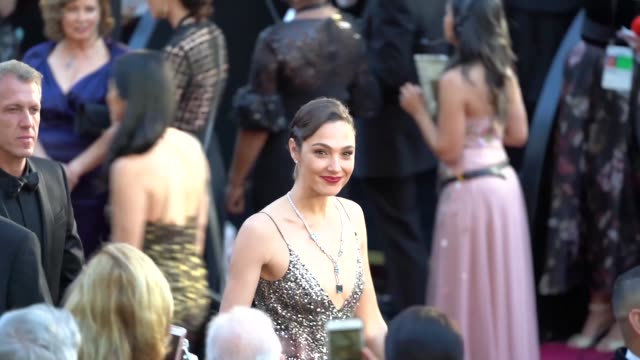 Gal Gadot at Dolby Theatre on March 04 2018 in Hollywood California