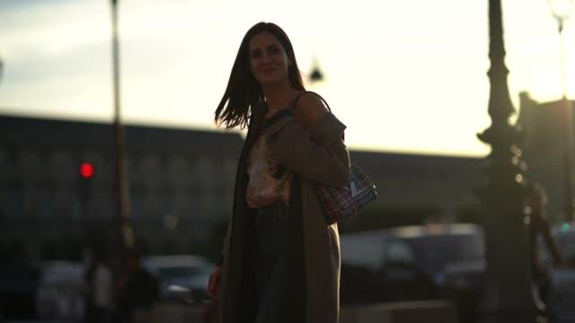 Gala Gonzalez outside Louis Vuitton during Paris Fashion Week Womenswear Spring/Summer 2018 on October 3 2017 in Paris France
