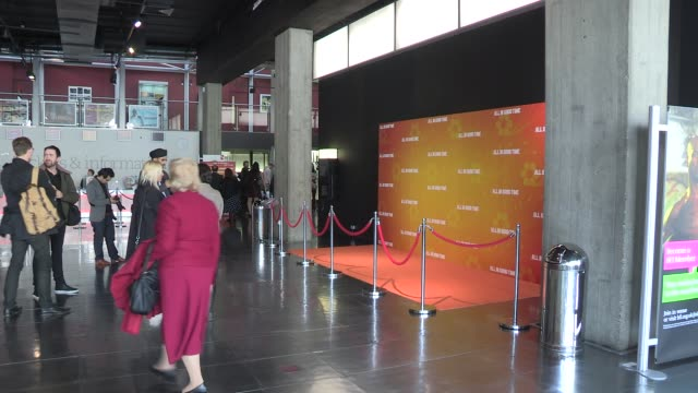 gala premiere of all in good time at bfi southbank on may 8, 2012 in london, england - bfi southbank stock videos & royalty-free footage