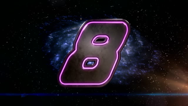 Galactic Top Ten Countdown