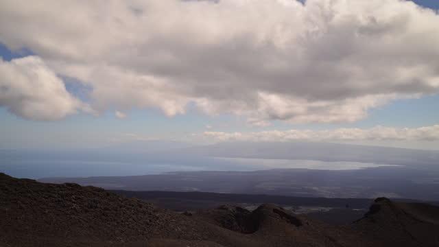 galapagos timelapse - チャールズ・ダーウィン点の映像素材/bロール