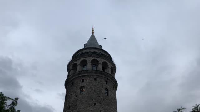 Galata Tower; Istanbul, Turkey
