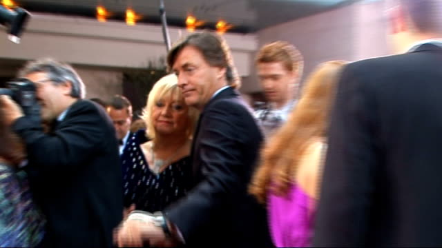 galaxy british book awards 2009 david grant and carrie grant pose on red carpet and sign autographs emilia fox gvs richard madeley and judy finnigan... - judy finnigan stock videos and b-roll footage