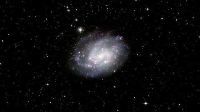 galaxy ngc 300 - galaxy stock videos and b-roll footage
