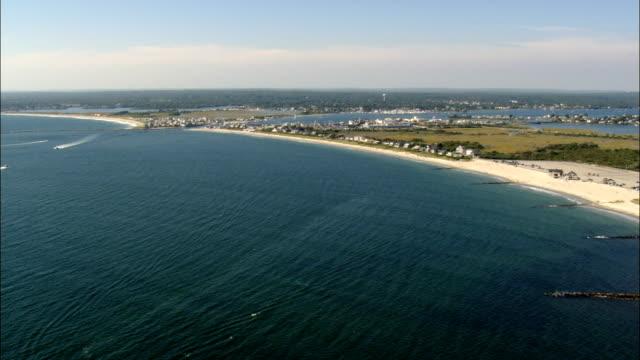 Galilee  - Aerial View - Rhode Island, Washington County, United States