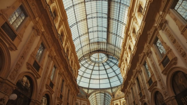 Galleria Vittorio Emanuele II, Milano Italy