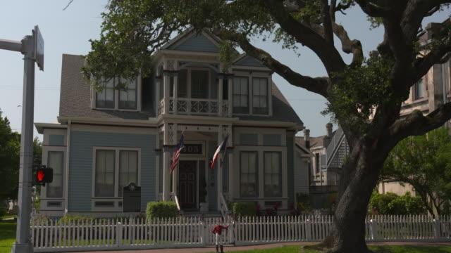 KIAH Galveston Island Texas the historic private residence known as the Powhatan and Mattie Wren Houseon May 10 2016