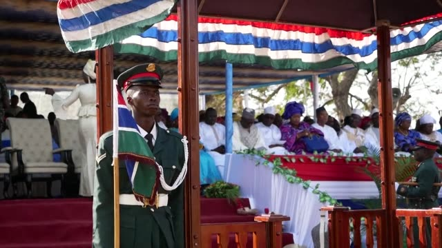Gambia celebrates the 53rd anniversary of its independence from the British empire