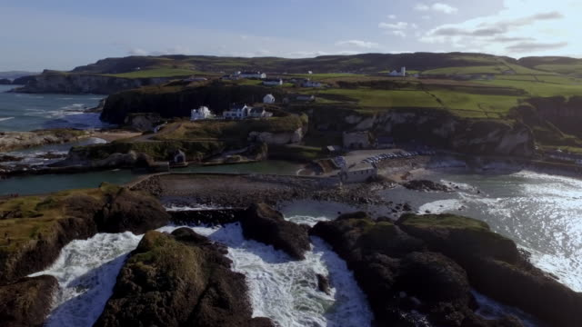 Game of Throne Filming Locations - Aerial