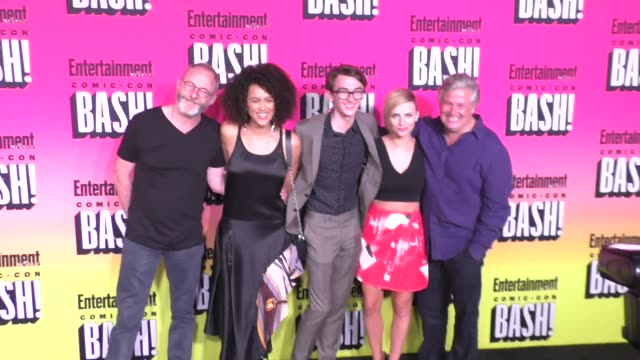 Game Of Thrones Cast at the Entertainment Weekly San Diego Comic Con Party
