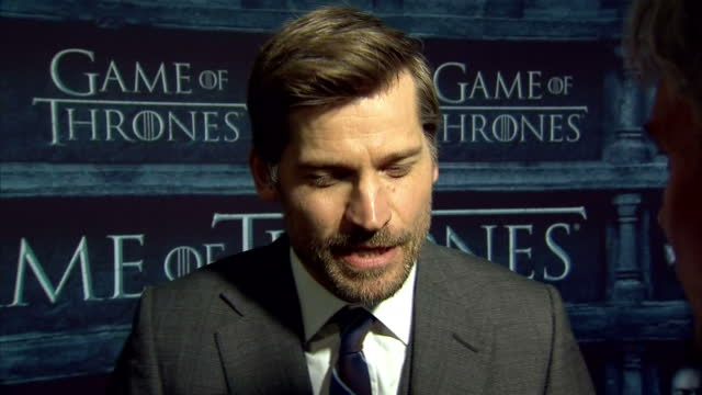 'Game of Thrones' season 6 world premiere takes place in Hollywood California Interview with actor Nicolaj CosterWaldau who portrays Jaime Lannister